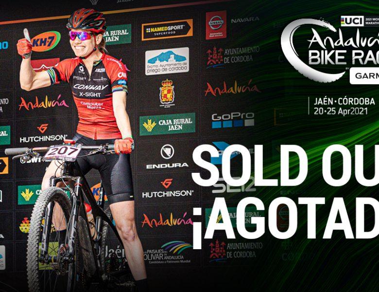 Andalucía Bike Race by Garmin está esgotada