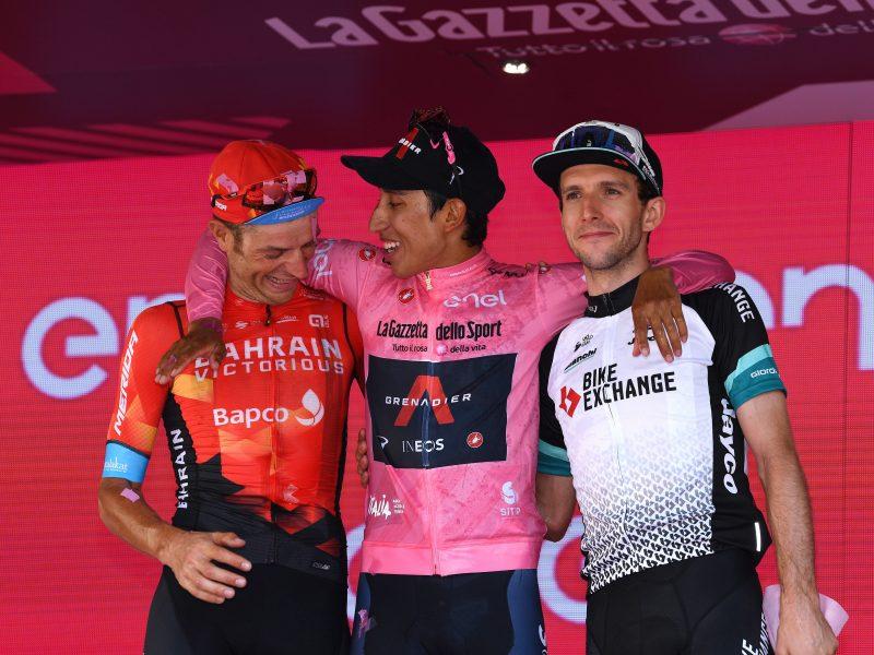 Giro de Itália – Resumo final