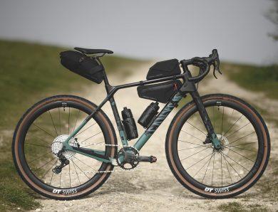 Canyon Grizl, NOVA bicicleta de Gravel