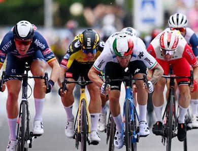 Giro de Itália – Resumo etapa 2