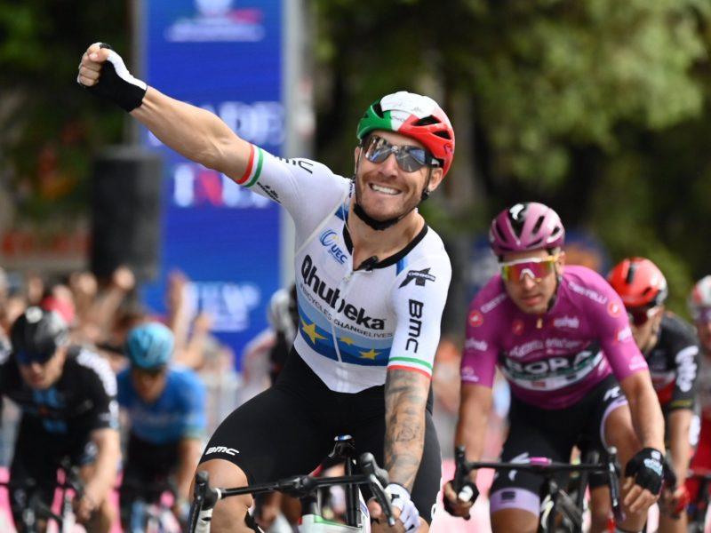 Giro de Itália – Resumo etapa 13