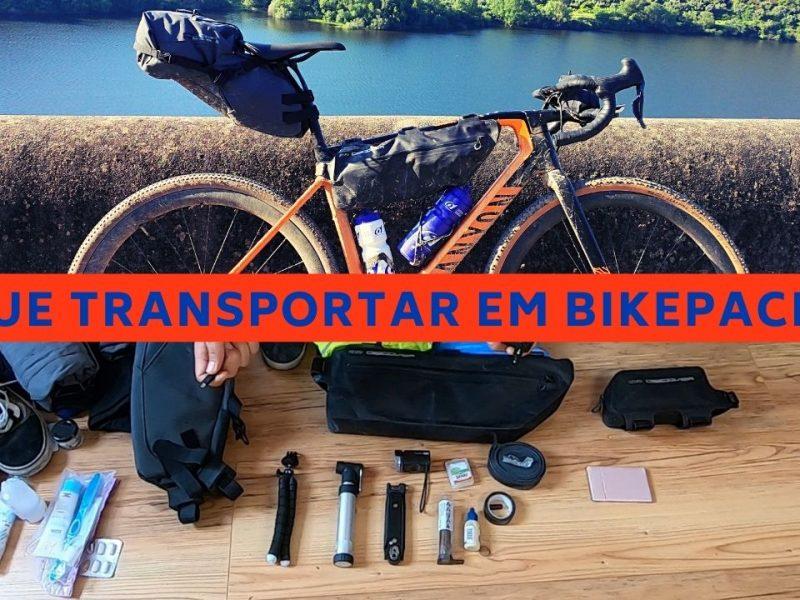 O que levar numa viagem de bicicleta em autonomia